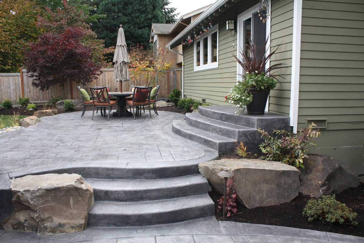 landscape patio idea twin falls idaho